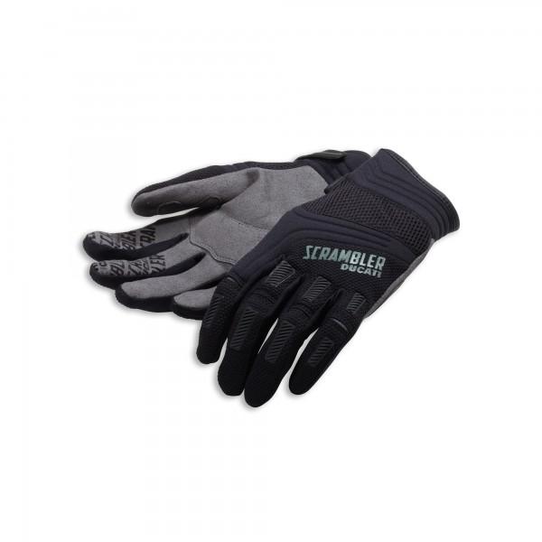 Fabric gloves Overland Scrambler