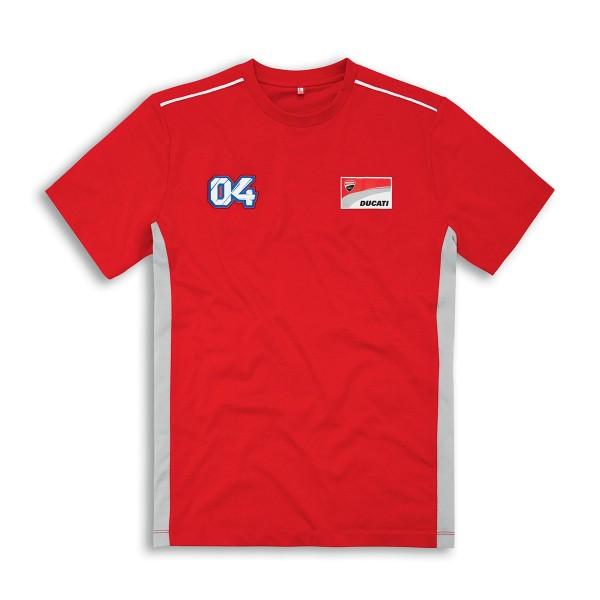 T-shirt Ducati Corse D04