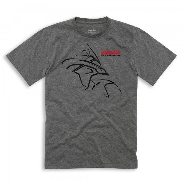 T shirt Multistrada Journey
