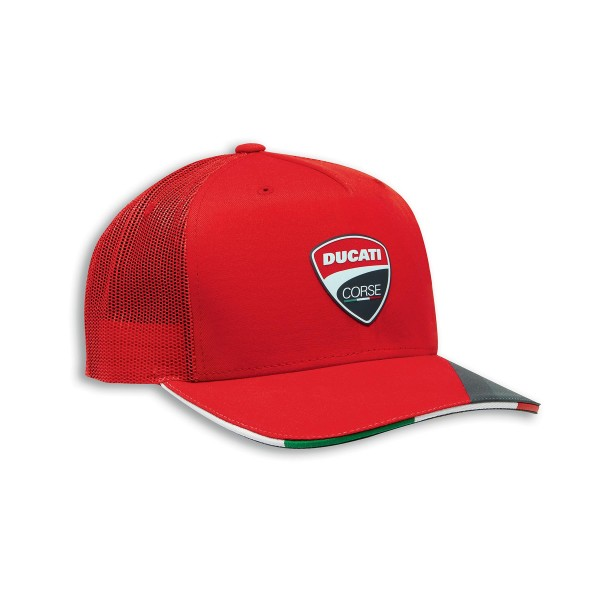 Cap Ducati Corse GP Team Replica 19 one size fits all  Red