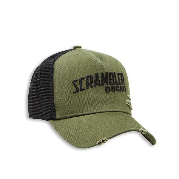 Cap Scrambler SCR Military one size fits all