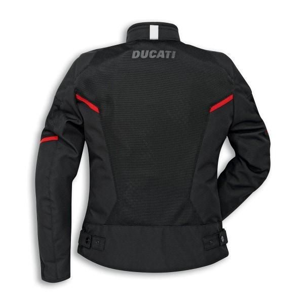 Blouson en tissu Ducati Flow C3 Dame