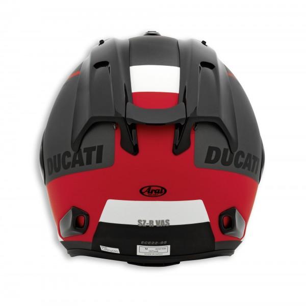 Open Face Helmet Ducati Attitude Ece