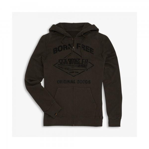 Hooded sweatshirt Hoodie Parklife Ducati