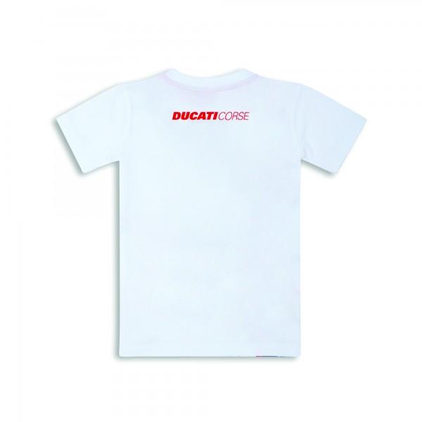 T-shirt Graphic Net Ducati Corse