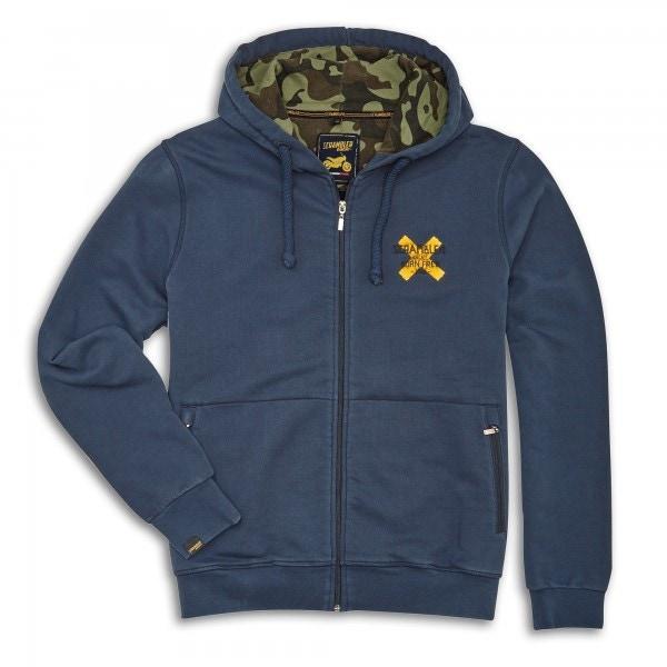 Sweatshirt Scrambler Cross Hooded