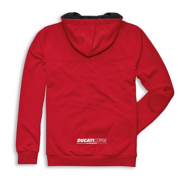 Hooded sweatshirt-Miller Men