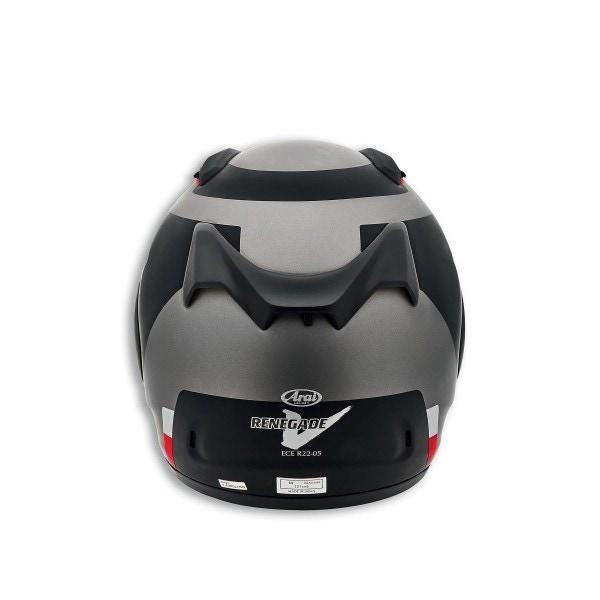 Casque intégral Ducati Black Steel