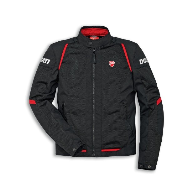 Fabric jacket Ducati Flow C3