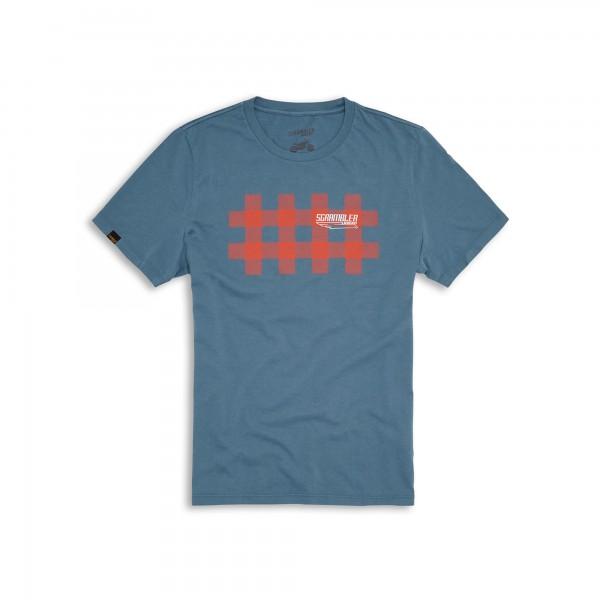 T-shirt Scottish Tee Ducati