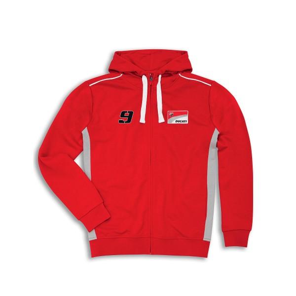 Hooded sweatshirt Ducati Corse D09