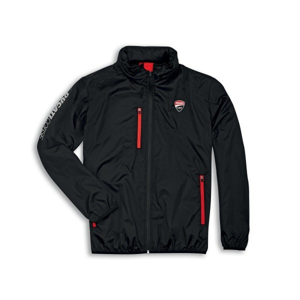 Rain Jacket Ducati Corse DC Reflex Touch