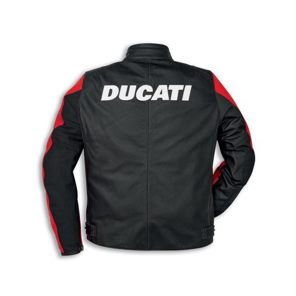 Giubbino in pelle Ducati Company C3