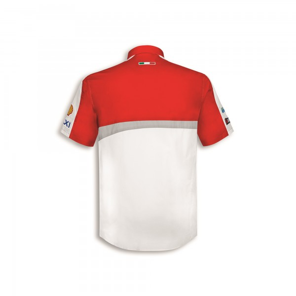 Short-sleeved shirt GP Team Replica 16 Ducati Corse
