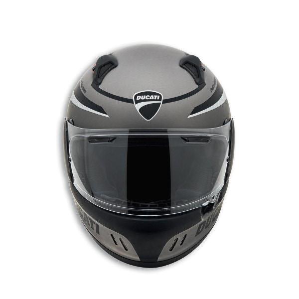 Full-face helmet Ducati Black Steel