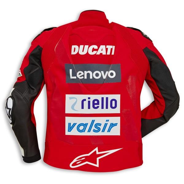 Giubbino in pelle Ducati Corse Replica Ducati Team 19