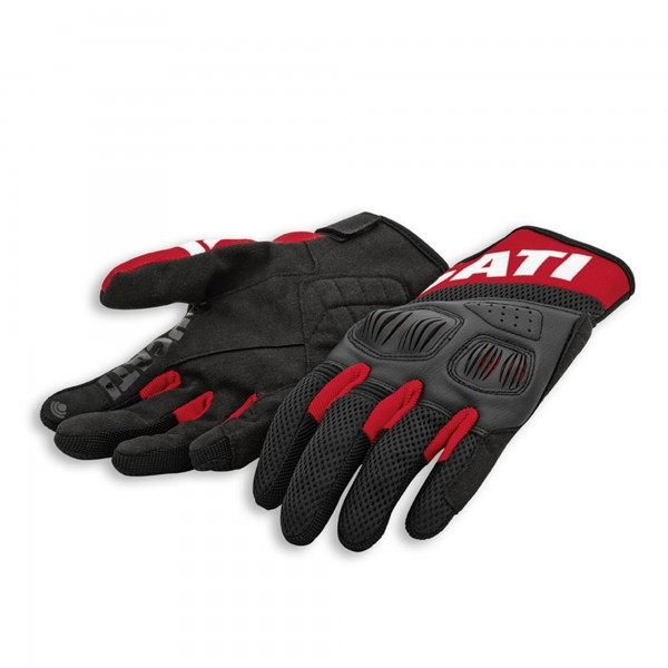 Fabric leather gloves Summer C3