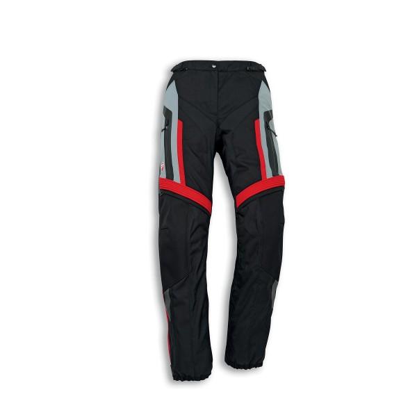Fabric trousers Ducati Strada C4 Woman