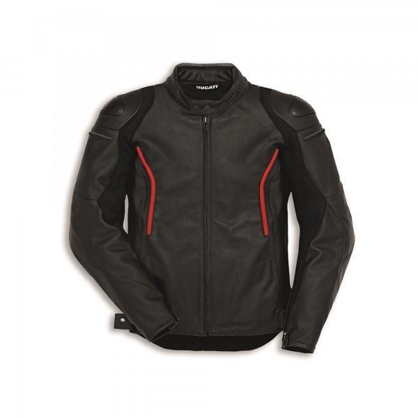 Leather jacket Stealth C2 Man