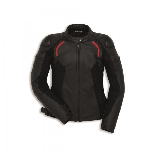 Leather jacket Stealth C2 Woman