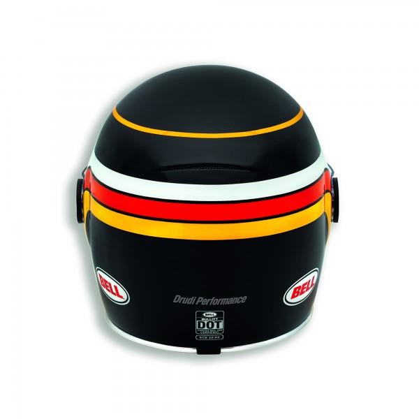 Full-face helmet Black Track