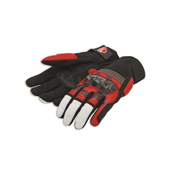 Fabric-leather gloves  All Terrain C2