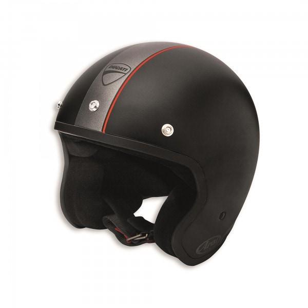 Open face helmet Merge