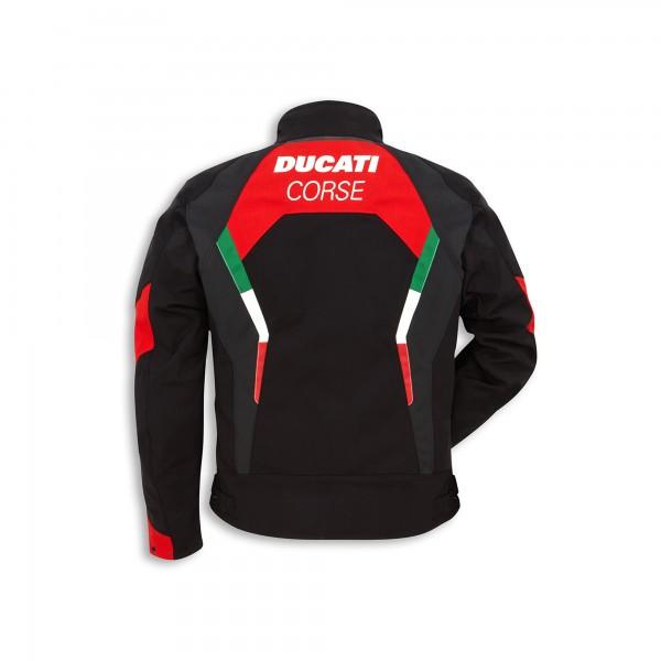Stoffjacke Ducati Corse tex C3 Mann