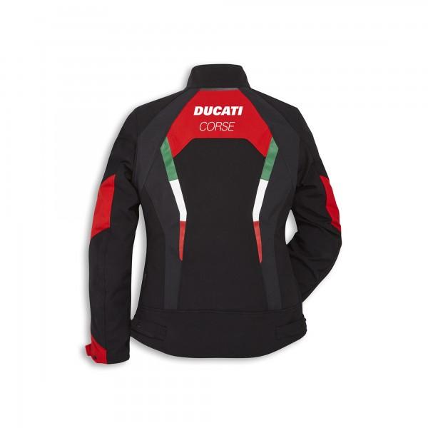 Stoffjacke Ducati Corse tex C3 Frau