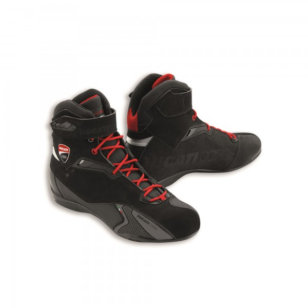 Technical short boots Ducati Corse City