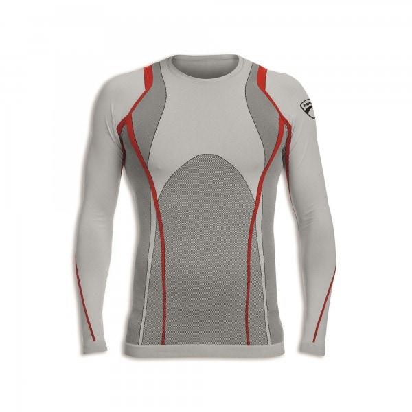 Long-sleeved seamless T-shirt  Cool Down