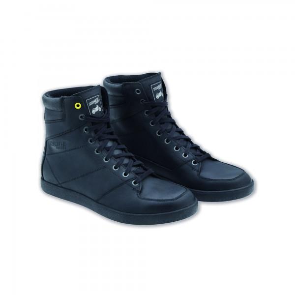 Technical short boots Black Rider