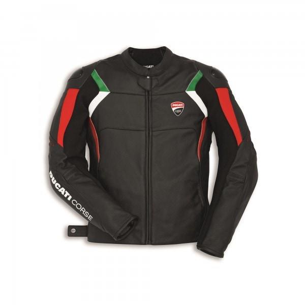Leather jacket Ducati Corse C3