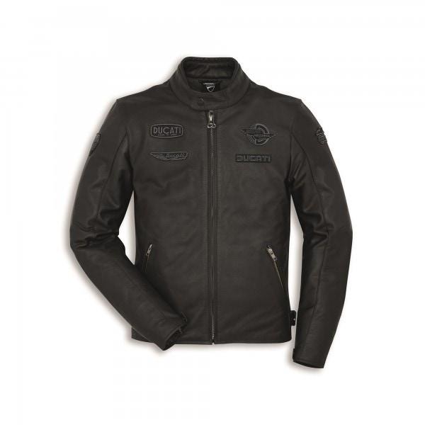 Leather jacket Heritage C1 Man