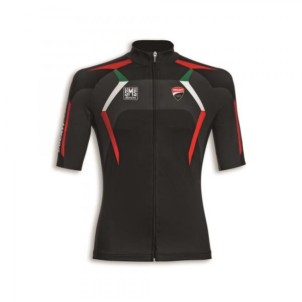 Cycling t-shirt Ducati Corse BK-2