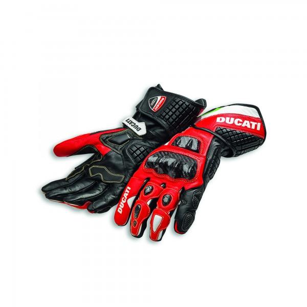 Leather gloves Ducati Corse C3