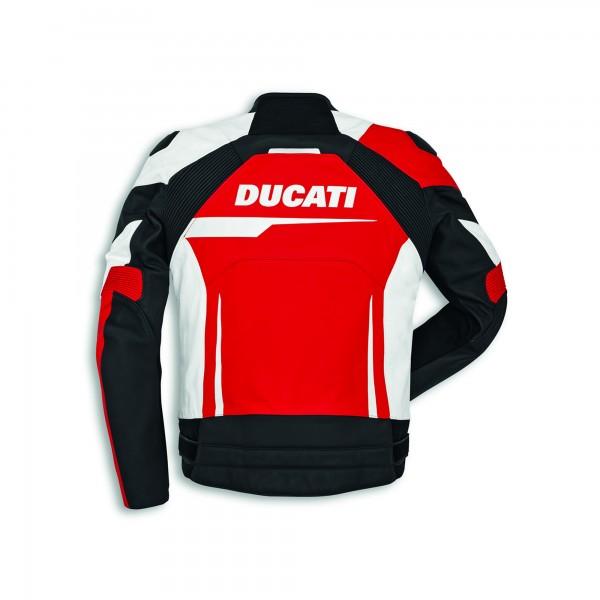 Giubbino in pelle Speed Evo C1 Ducati