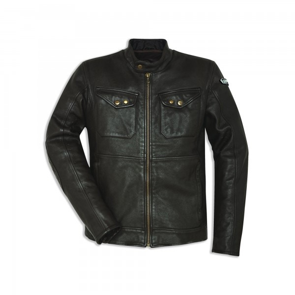 Leather jacket Sebring Man