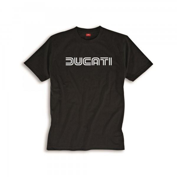 T-Shirt Ducatiana 80s Mann