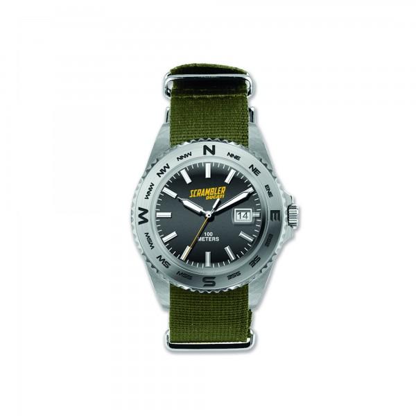 Quartz watch Compass