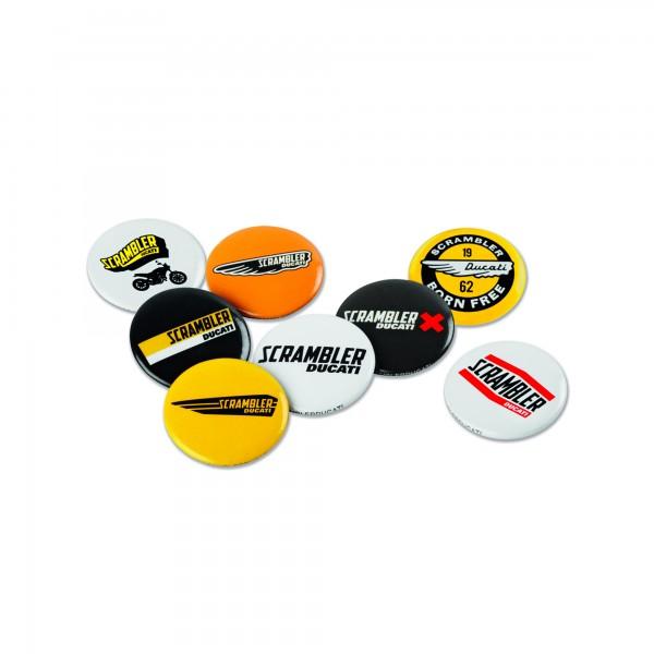 Pin-set Logos