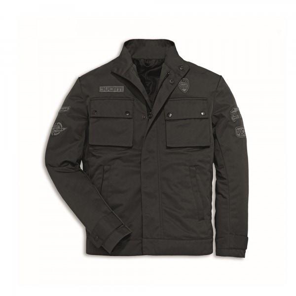 Fabric jacket Historical tex