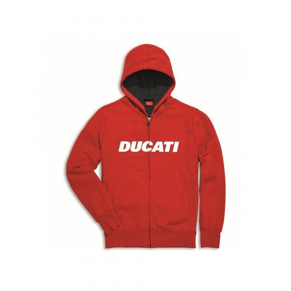 Hooded sweatshirt Ducatiana