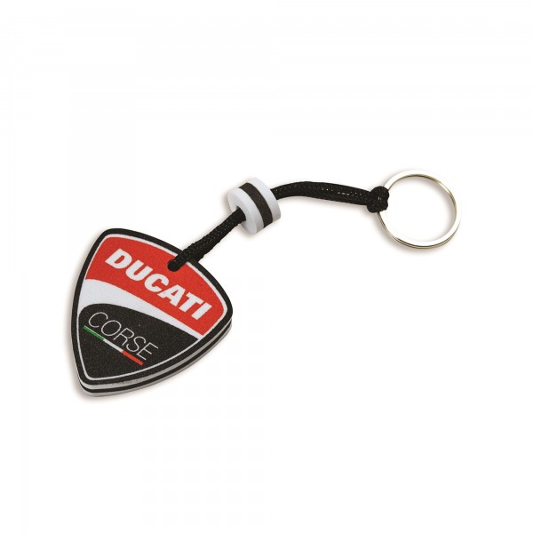 Key-ring Ducati Corse Wave