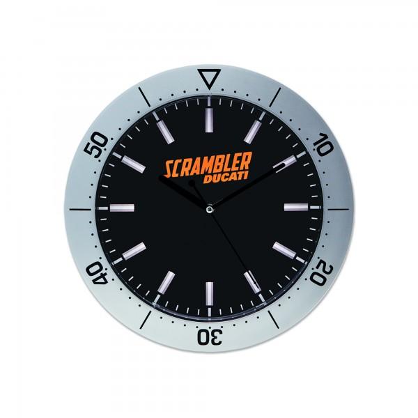 Wall clock Compass