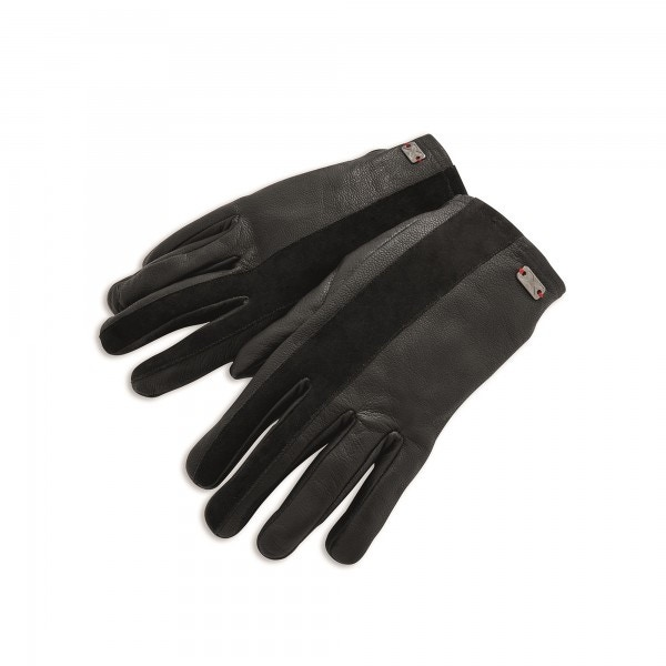 Leather gloves Merge