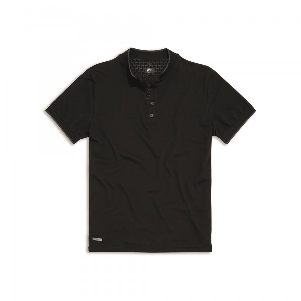 Short-sleeved polo shirt Merge
