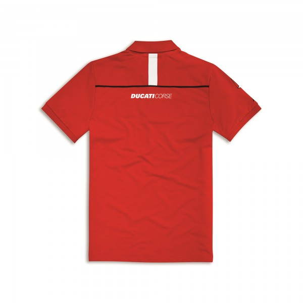 Short-sleeved polo shirt Ducati Corse Speed