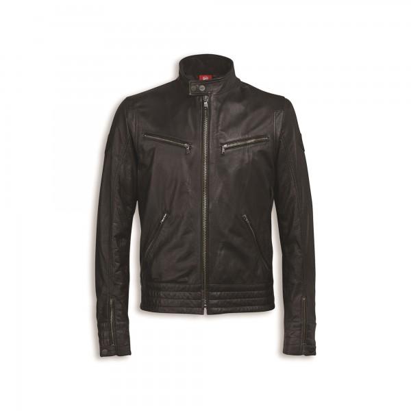 Leather jacket Vintage Man