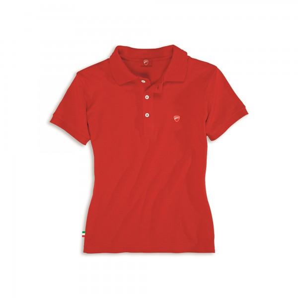 Short-sleeved polo shirt Ducatiana 2 Woman